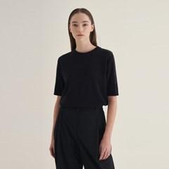 Belief round Knit - Black