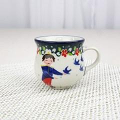 폴란드그릇 아티스티나 에스프레소잔 커피 에소잔2653