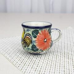 폴란드그릇 아티스티나 에소잔 커피잔 유니캇 u2617