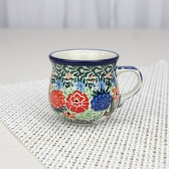 폴란드그릇 아티스티나 에소잔 커피잔 유니캇 u2797