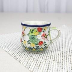 폴란드그릇 아티스티나 에소잔 커피잔 유니캇 u4812