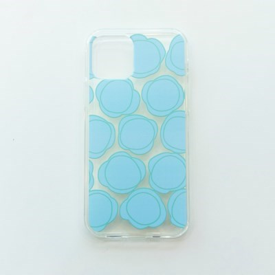 FOLRALLY FLORAL JELLY CASE_(1254770)