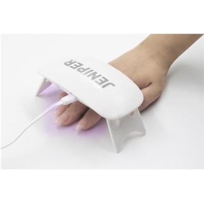 셀프 네일아트 UV램프 LED램프 제니퍼 미니 젤램프