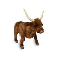 4630 소 동물인형/37cm.L