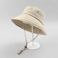 [베네]코튼 와이어 벙거지 모자