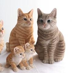 신비한 고양이 인테리어 소품 장식품