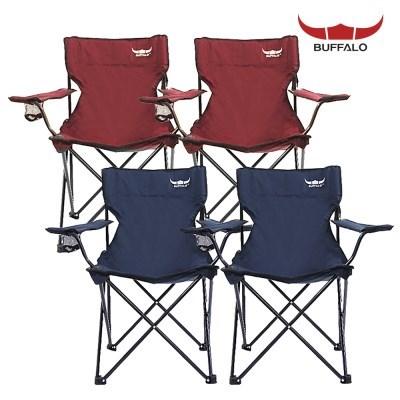 [버팔로] 캠핑의자 낚시의자 슬림체어 단품
