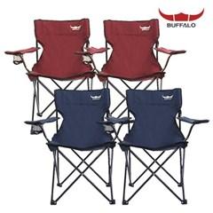 [버팔로] 캠핑의자 낚시의자 슬림체어 2개세트
