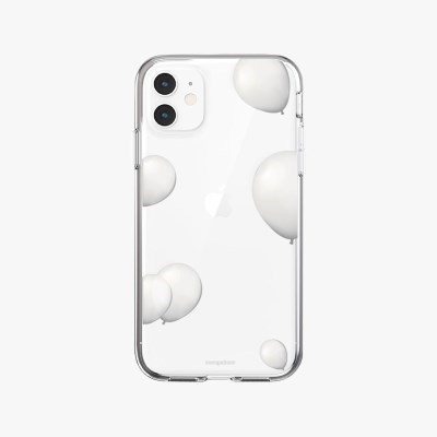 balloon clear jelly case