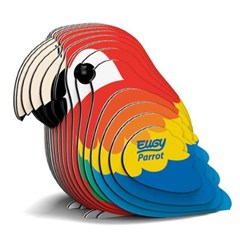 25피스 우드락 입체퍼즐 - 앵무새