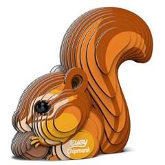 24피스 우드락 입체퍼즐 - 다람쥐