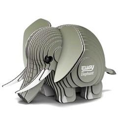 28피스 우드락 입체퍼즐 - 코끼리