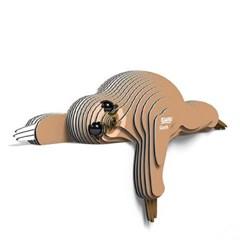23피스 우드락 입체퍼즐 - 나무늘보
