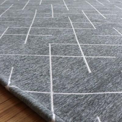 셔닐라인 패턴 러그 카페트 170x230