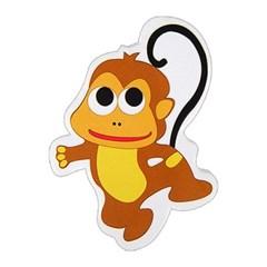[블루마토]화이트보드 지우개(자석)_원숭이