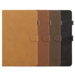 아이패드프로5 12.9 마일드 가죽 태블릿 케이스 T073_(3858612)
