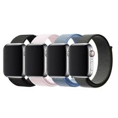 애플워치 스포츠 루프 밴드 스트랩 6 5 4 3 se (38 40 42 44mm)