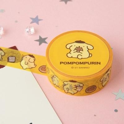 [Sanrio] 폼폼푸린 마스킹테이프