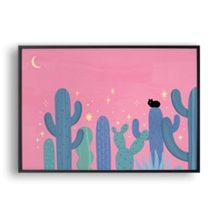 Cactus in the pink