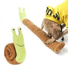 강아지 달팽이장난감 당팽이 노즈워크 간식찾기 놀이