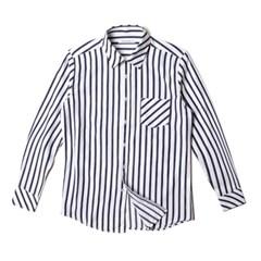 남자 빅사이즈 스트라이프 부모님선물 어버이날 데일리 셔츠