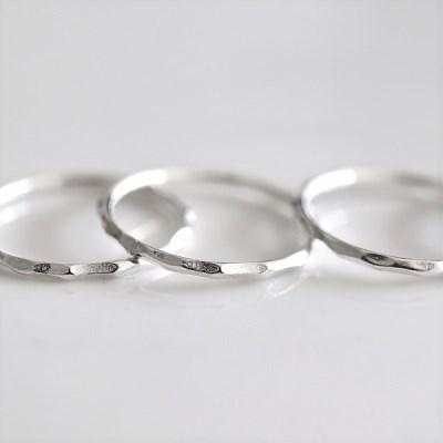 [Silver925] Gloss ring_(1539372)