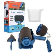 이지웨이 셀프 페인팅 도구 5종 페인트 롤러 세트
