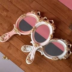 파스텔 장미 손거울 3color S