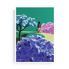 Fromsky A5 미니 포스터 (Cruel Summer)