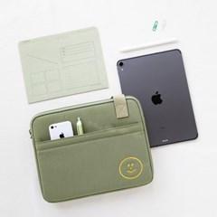 모모씨 버클 태블릿 PC백 (11 inch)