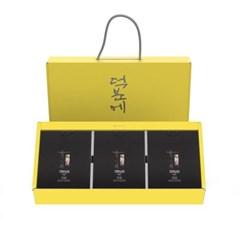홍쌍리 유기농매실 매실청 파우치 3박스 선물세트