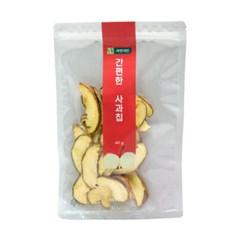 자연지인 간편한 사과칩 40g