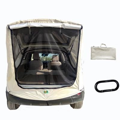 퍽셔 120초 차박텐트 도킹 카쉘러 카크닉 차량용 트렁크 결합 텐트 S