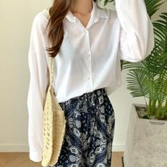 여자 여름 비키니 시스루 데일리 바캉스 썸머 루즈핏 셔츠