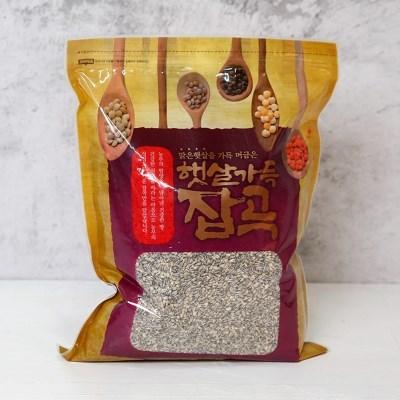 [남도장터] 해남 건강한 검정찰보리 2kg