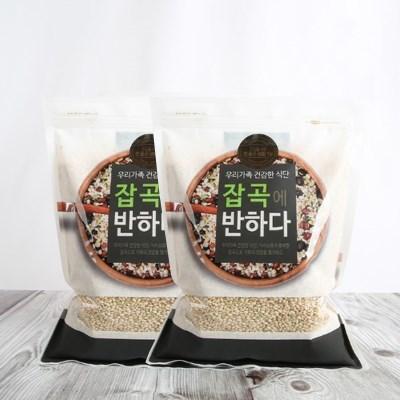 [남도장터] 유기농 찹쌀현미 4kg (2kg x 2)