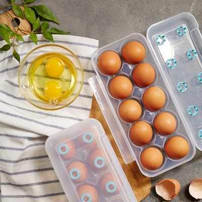 씨밀렉스 계란 신선 트레이 3호 세트(10구 x 2개)