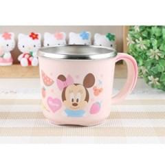 디즈니 더블논슬립스텐컵(핑크)9317_(636457)