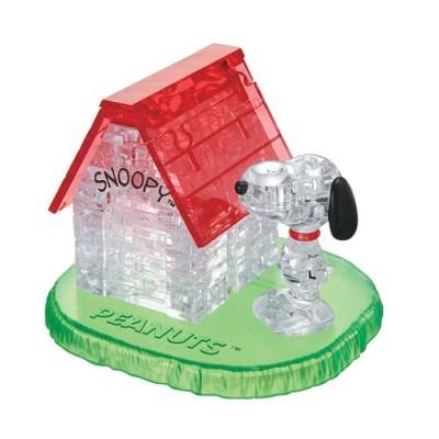 50피스 크리스탈퍼즐 - 스누피 하우스
