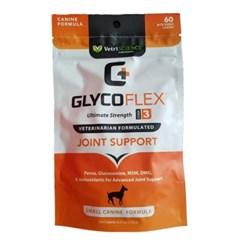 강아지 칼슘관절영양제 글라이코플렉스3 소형