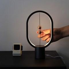 USB 부양 모던 심플 LED 테이블 램프 무드등