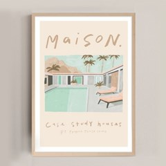 Florida Maison Poster_(470983)