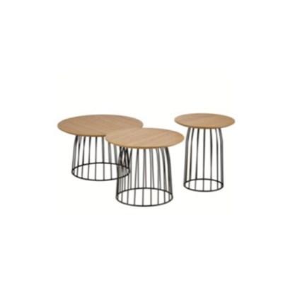 지아모 타탄 라운드 테이블