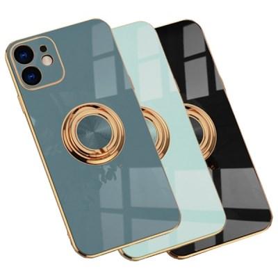 워너프 골드링 아이폰 젤리 휴대폰 케이스 커버