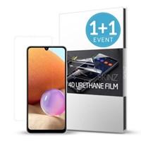 스킨즈 갤럭시A32 LTE 우레탄 풀커버 액정보호 필름 2매_(901283289)