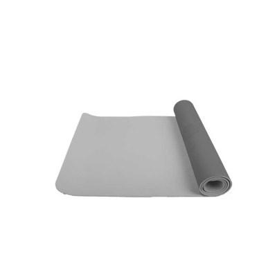 업앤쉐이프 (양면)가이드라인요가매트TPE6mm(그레이)