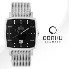 [OBAKU] 오바쿠 V134GCBMC 남성 메탈 손목시계
