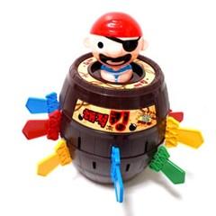 온가족 스릴만점 빅사이즈 해적킹 룰렛 통아저씨 어린이날 선물