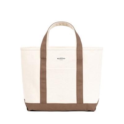 HEAVY CANVAS COAL BAG (beige)