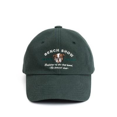 CT KENNEL CLUB CAP (green)